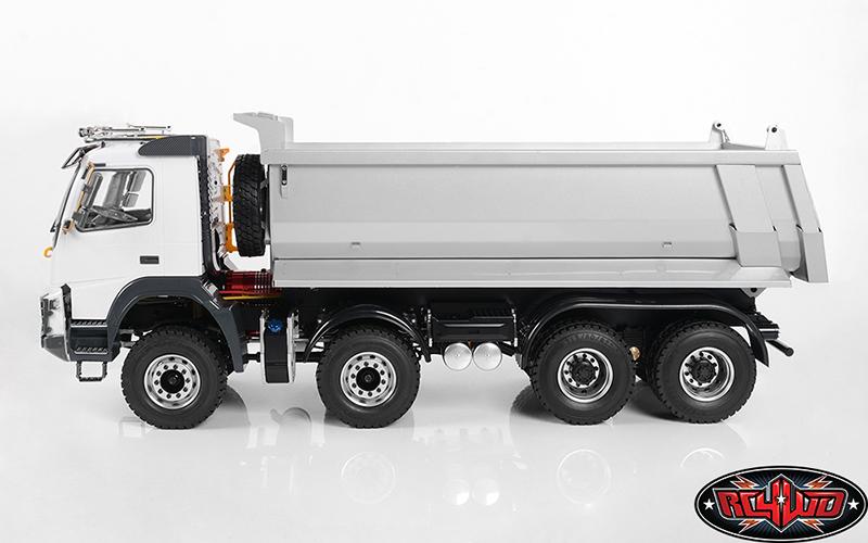 1/14 8x8 Armageddon Hydraulic Dump Truck (FMX)