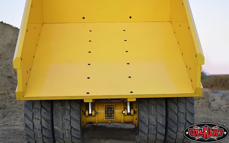 1/14 Scale Earth Hauler 797F Hydraulic Mining Truck