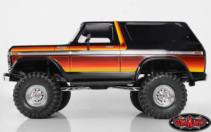 4 Link Kit for Traxxas TRX-4 '79 Bronco Ranger XLT