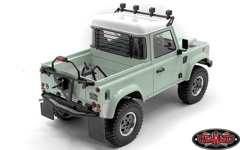 Kofferraumschutzdecke für Land Rover Defender 110 Station Wagon Geländewagen SUV
