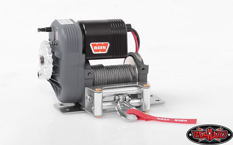 RC4WD 1/10 Warn 8274 Winch on