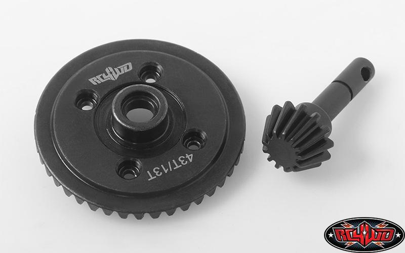 GPM MAK1043TS HD diff Bevel Gear 43 T /& Pignon Gear 10 T ARRMA RC KRATON TALION