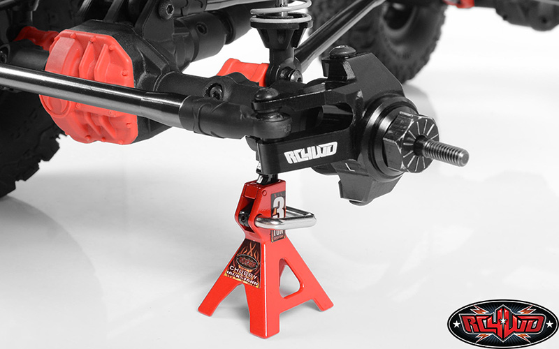 D44 steering knuckles for axial wraith manual