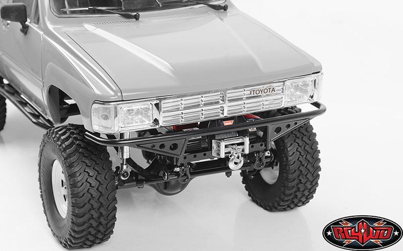Toyota 4runner Bumper >> Tough Armor Tube Winch Bumper For 1985 Toyota 4runner