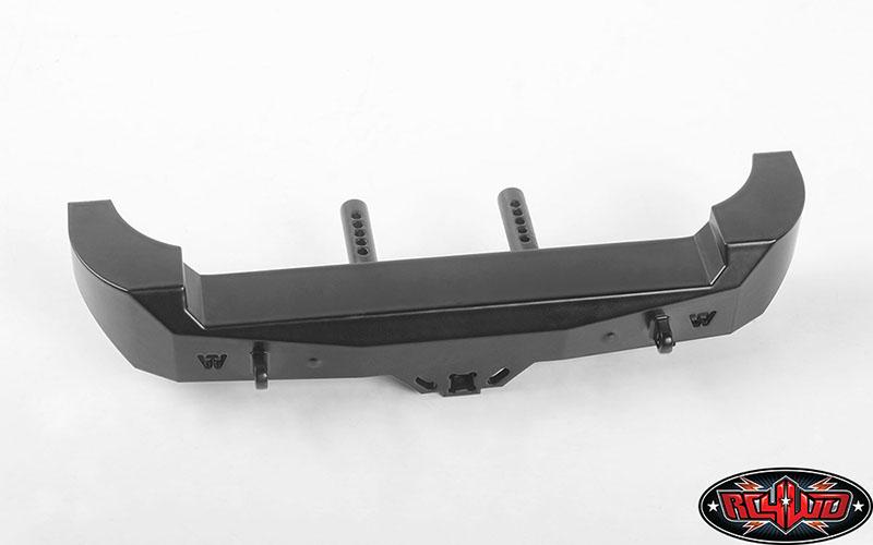 RC4VVVC0472 RC4WD CChand HPI Venture FJ Cruiser Metal Front Winch Bumper