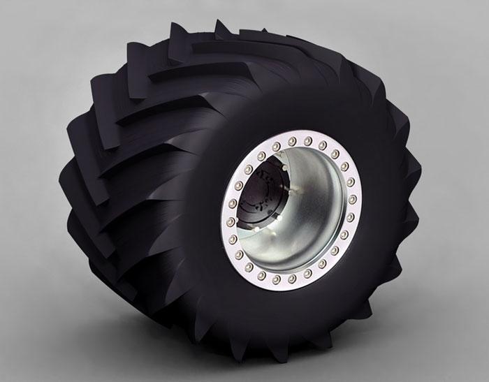 Monster Truck Tires >> The Rumble Monster Truck Racing Tires