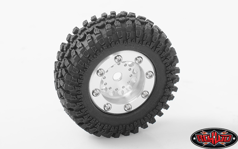 RC 4WD Rok Lox 1.0 inch Micro Comp Tires RC4Z-T0028