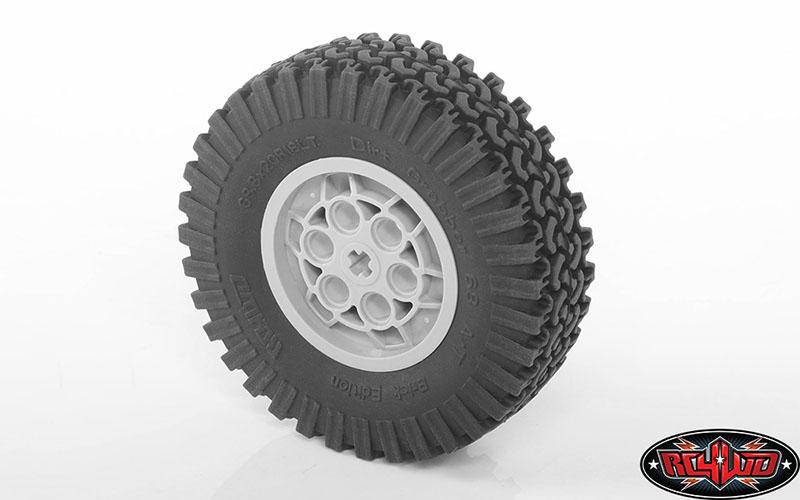 All Terrain Tires >> Rc4wd Dirt Grabber A T Brick Edition 1 2 All Terrain Tires