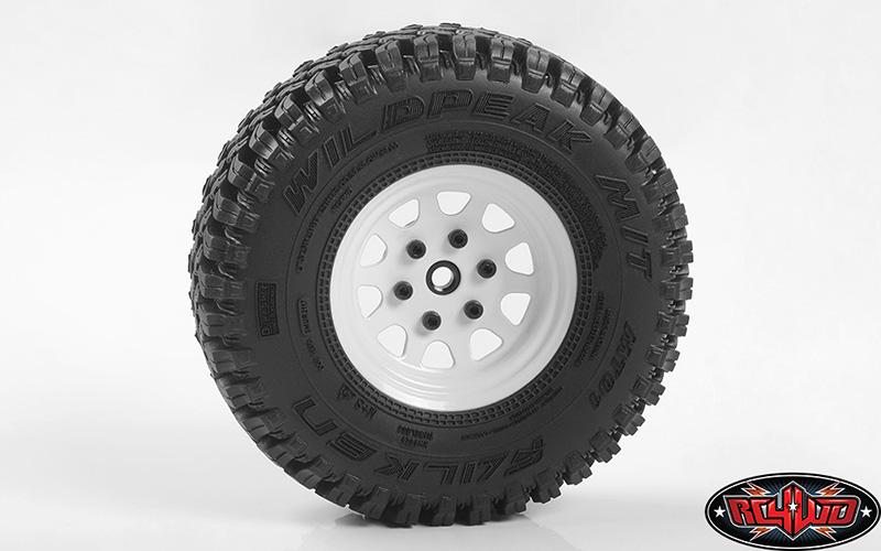 RC 4WD Z-T0179 RC4WD Falken Wildpeak M//T 1.7 Tires 2