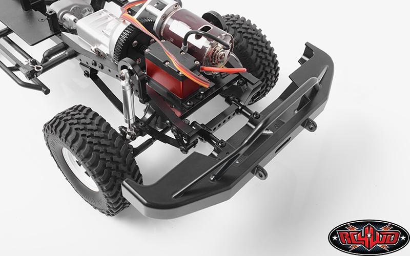 Tough Armor Front Winch Bumper for Chevy Blazer / TF2